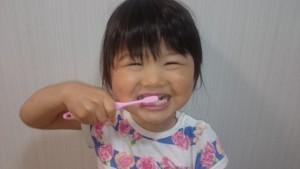梅干し 歯磨き