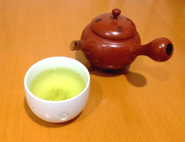 梅干し番茶