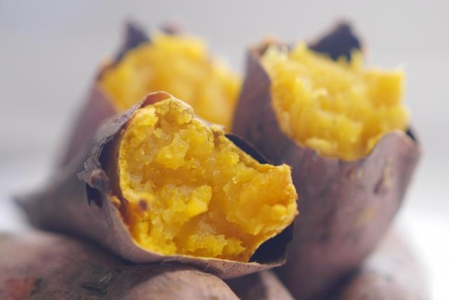 サツマイモの栄養