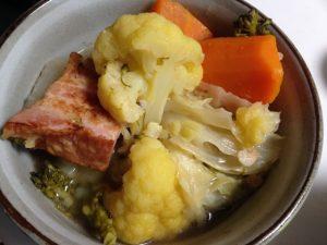 カリフラワーの調理法
