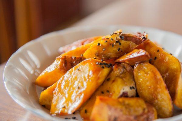 サツマイモの調理法
