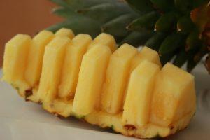 パイナップルの栄養