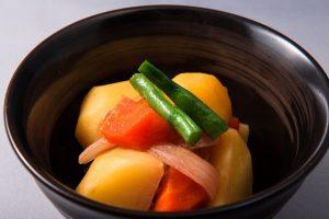 ジャガイモの調理法