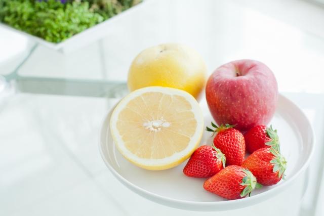グレープフルーツの食べ方