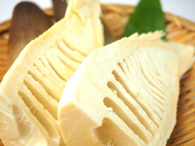 タケノコの栄養