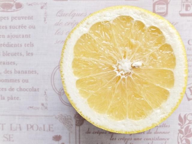 グレープフルーツの栄養