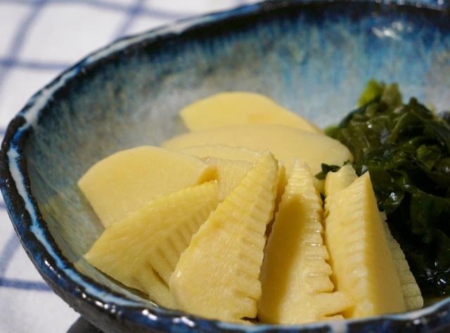 タケノコの調理法