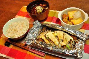 マツタケの調理法