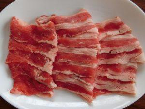 牛肉 バラ