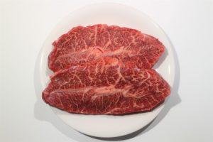 牛肉 みすじ