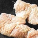 鶏肉 ペタ