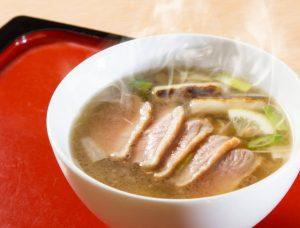 鴨肉の調理法
