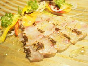 イサキの調理法