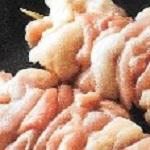 鶏肉 ハラミ