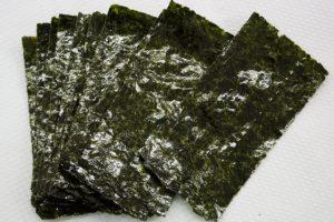 海苔の栄養