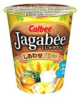 ジャガビー(しあわせバター)