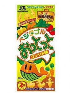 ベジタブルおっとっと(コンソメ味)