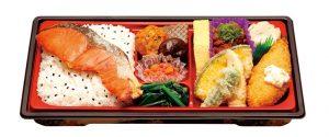 幕の内 紅鮭(オリジン弁当)