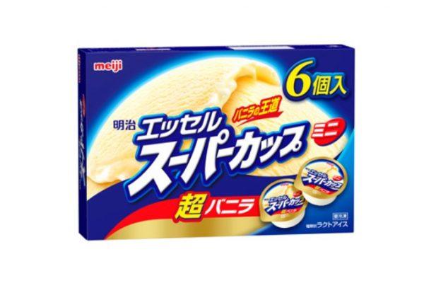 スーパーカップミニ 超バニラ 90ml × 6個