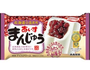 あいすまんじゅう( 丸永製菓)