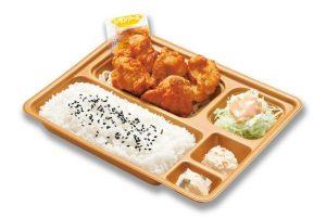 カラアゲ弁当(かまどや)