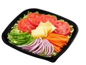 ベジー&チーズ(サラダ)