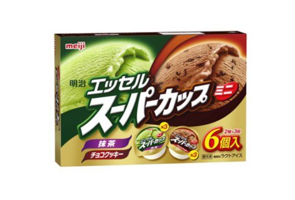 スーパーカップミニ 抹茶&チョコクッキー 90ml