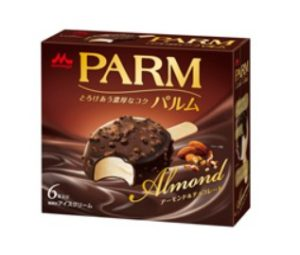 PARM アーモンド&チョコレート