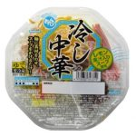 冷し中華レモン果汁入りスープ(恩地食品)
