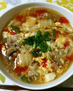 【15分で簡単★本格】サンラータン麺