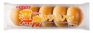 薄皮クリームパン(ヤマザキ)