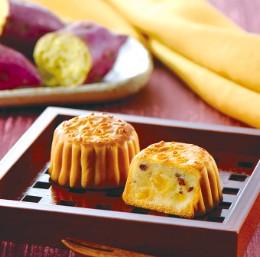 横濱月餅 焼き芋(崎陽軒・秋季限定)