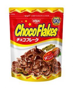 チョコフレーク(日清)