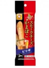 スモークチーズかまぼこ ピリ辛 2本入(東洋水産)