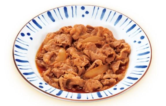 牛皿のカロリー(吉野家・すき家・松屋)と特徴