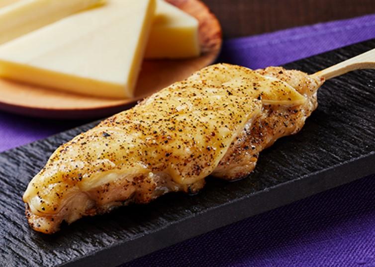 焼鳥 ささみチーズ