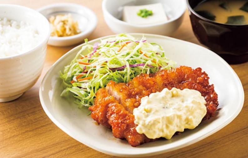 チキン南蛮定食(やよい軒)